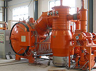 vacuum sintering furnace of neodymium magnets