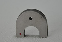 Horseshoe Alnico magnets used for meters