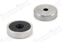 high quality ferrite pot magnet
