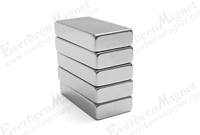 block neodymium magnet for reed switch