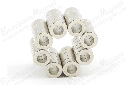 Neo Ring Magnets N35