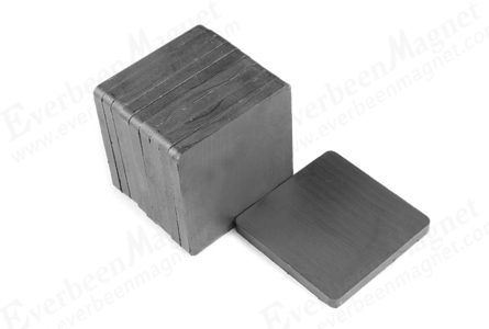 Strong Square Ceramic Magnet