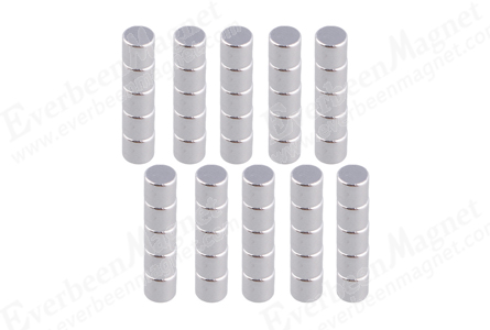 small round cylinder magnets
